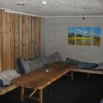 Matkamaja olenguruum Kõrvemaa Matka- ja Suusakeskuses