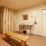 Saun Kõrvemaa Matka- ja Suusakeskuses