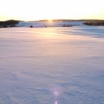 Lumine maastik