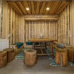 Sauna olenguruum Kõrvemaa Matka- ja Suusakeskuses