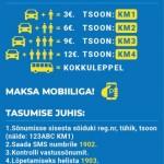 mobiilne parkimine