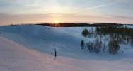 Päikesetõus rabas