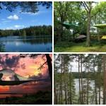 ripptelgid - tree tents